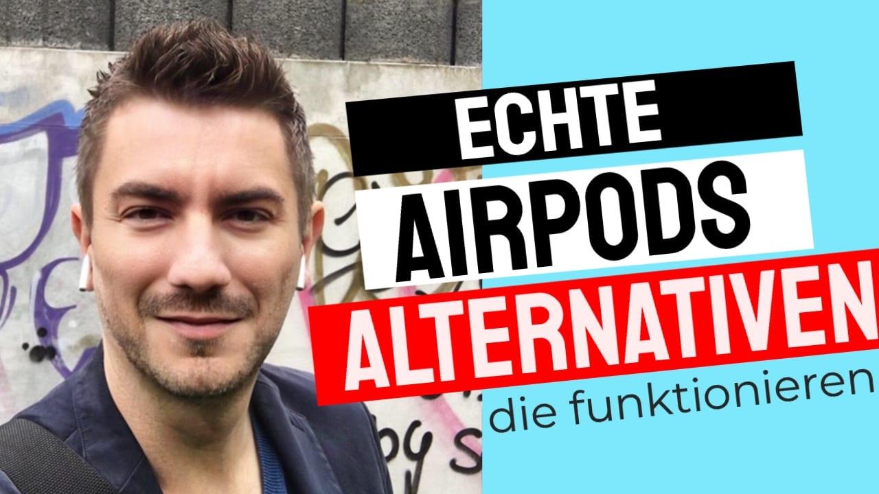 Airpods Alternative – 9 alternative Bluetooth Kopfhörer 2019