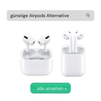 Airpods Alternativen Ad