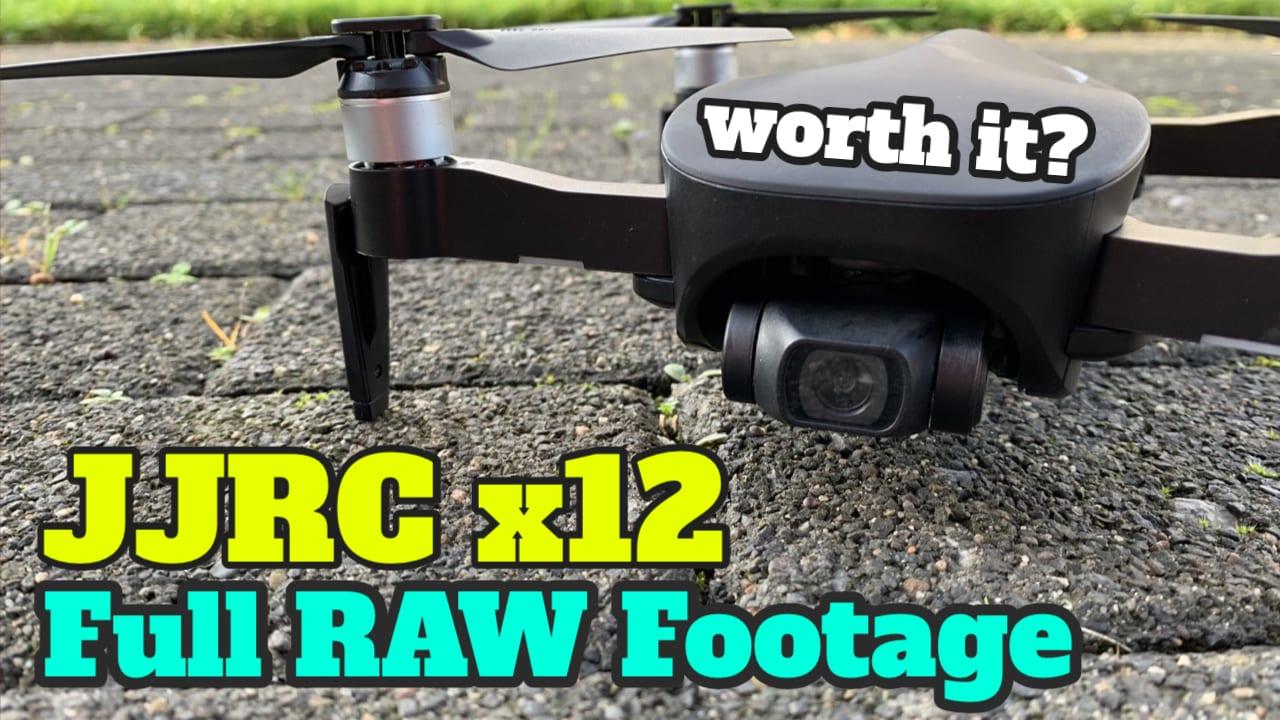 günstigste Drohne mit 3-Achsen Gimbal unter 300€